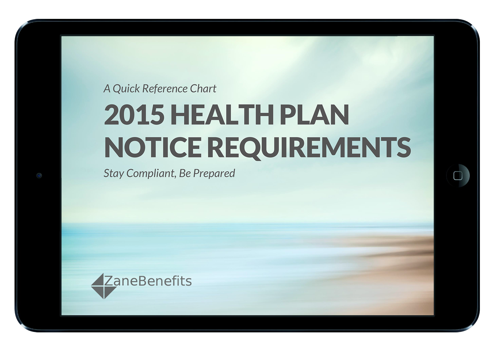 2015 Health Plan Notice Requirements