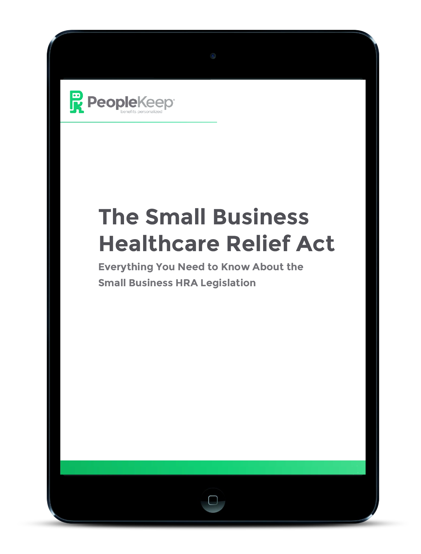 Small Business HRA Legislation eBook