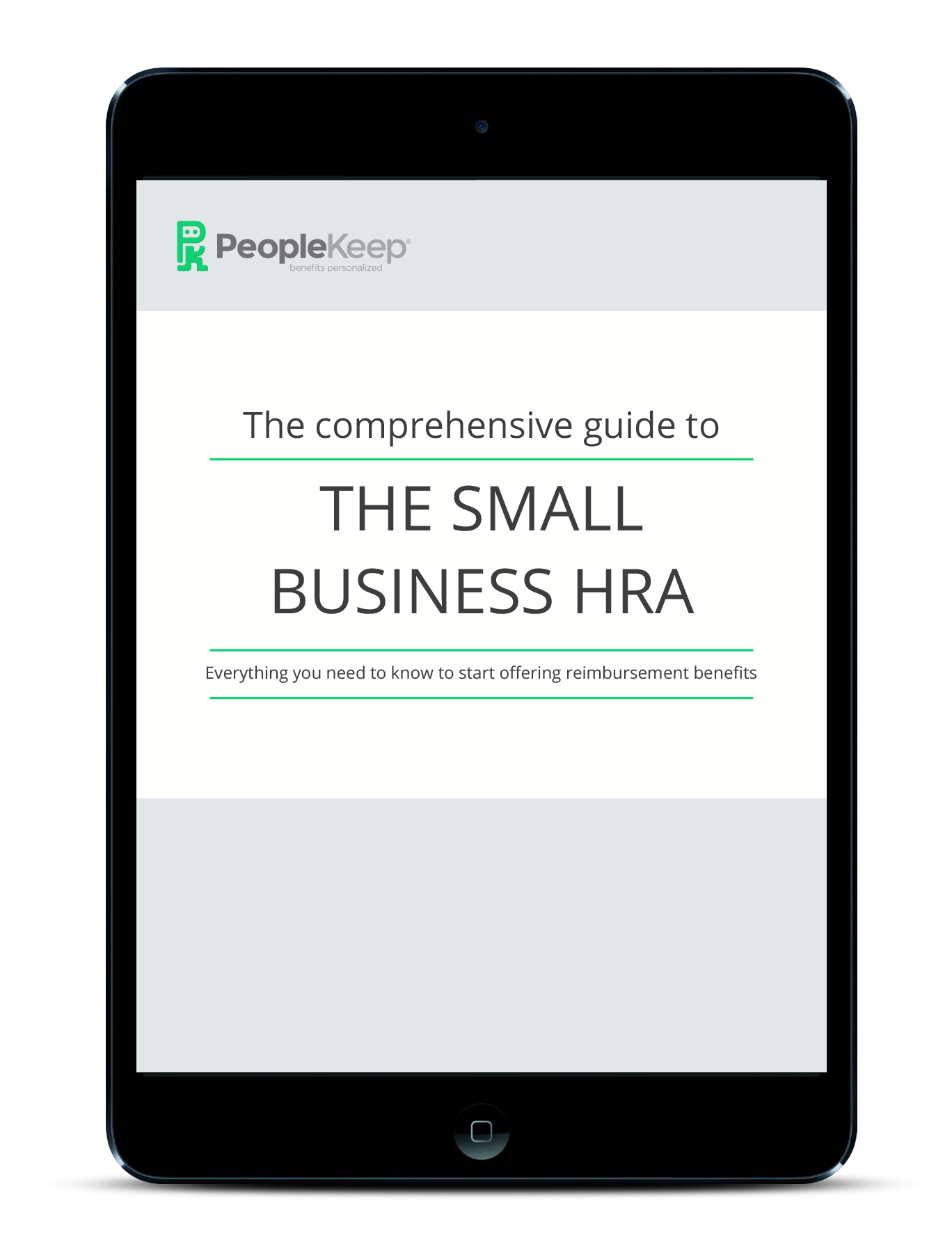 Small Business HRA eBook