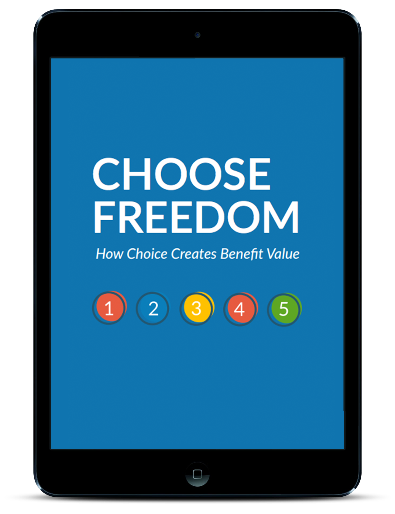 Choose Freedom: How Choice Creates Benefit Value