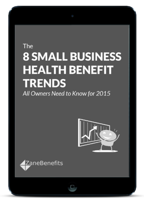 eBook | 8 Small Business Health Benefit Trends