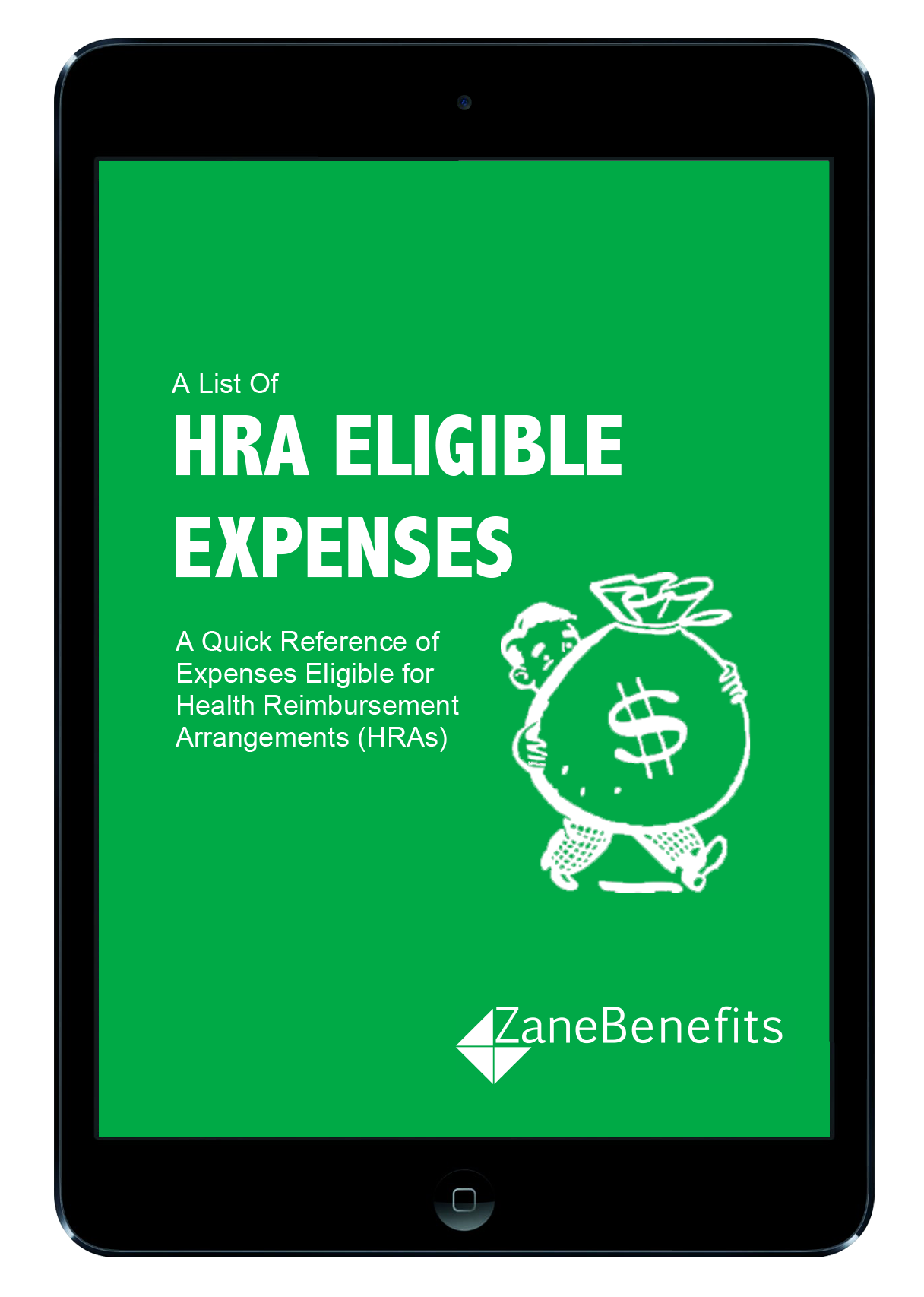 Free Reference Guide on HRA Eligible Medical and Insurance Expenses