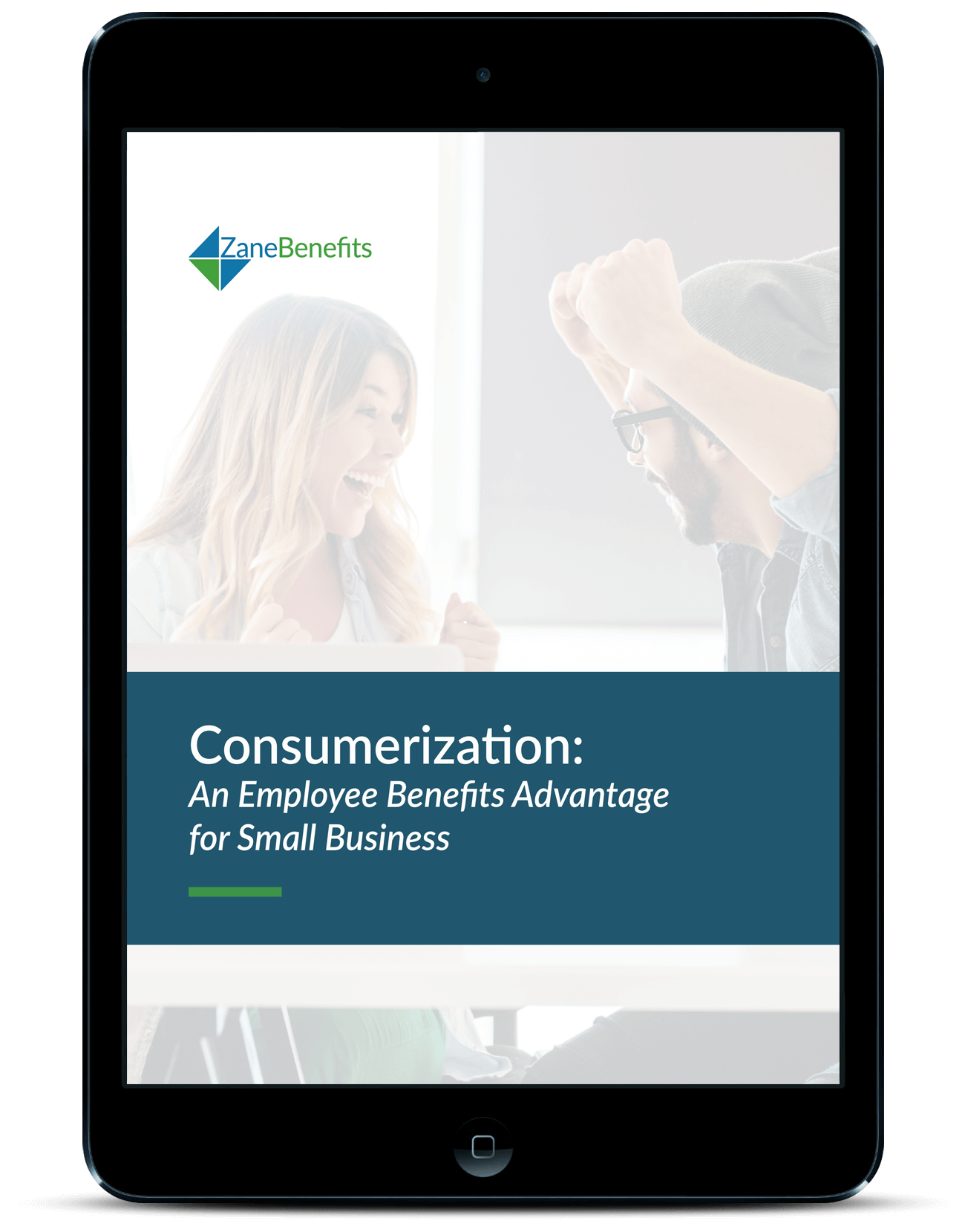 Consumerization - An Employee Benefits Advantage for Small Business